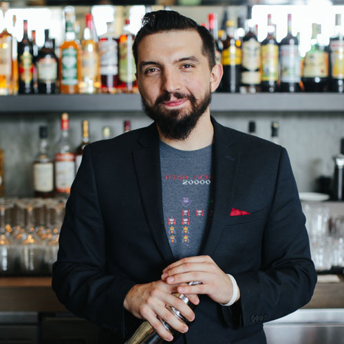 kimpton los angeles jane q restaurant bar lead bartender headshot